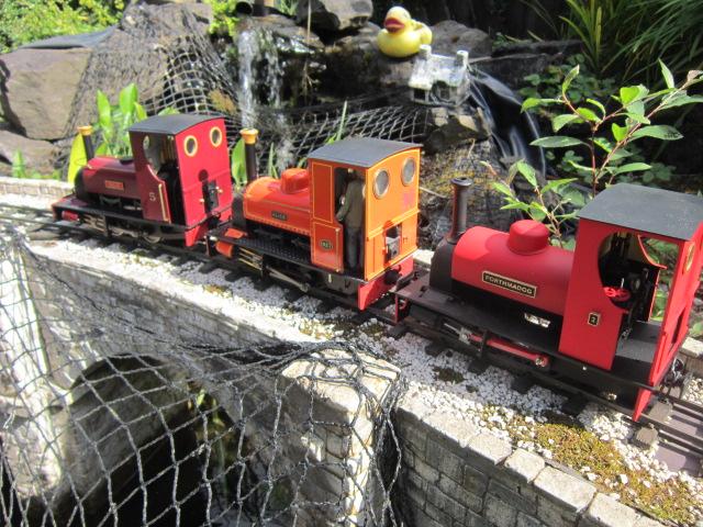 3 Quarry Hunslets