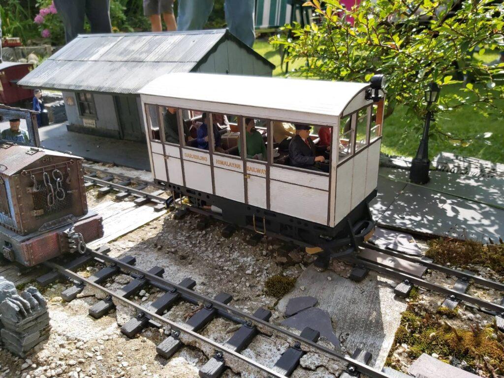 The DHR Railcar